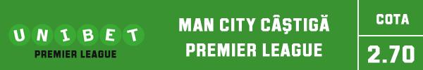 man city castiga titlul