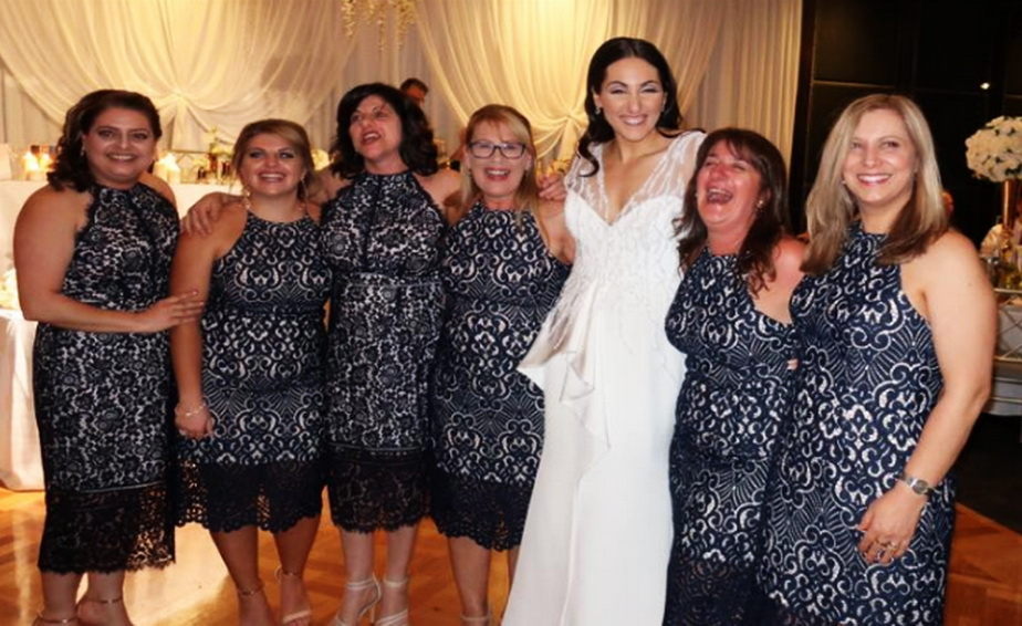 FOTO Cea mai proastă coincidență de la o nuntă. Vei râde copios!