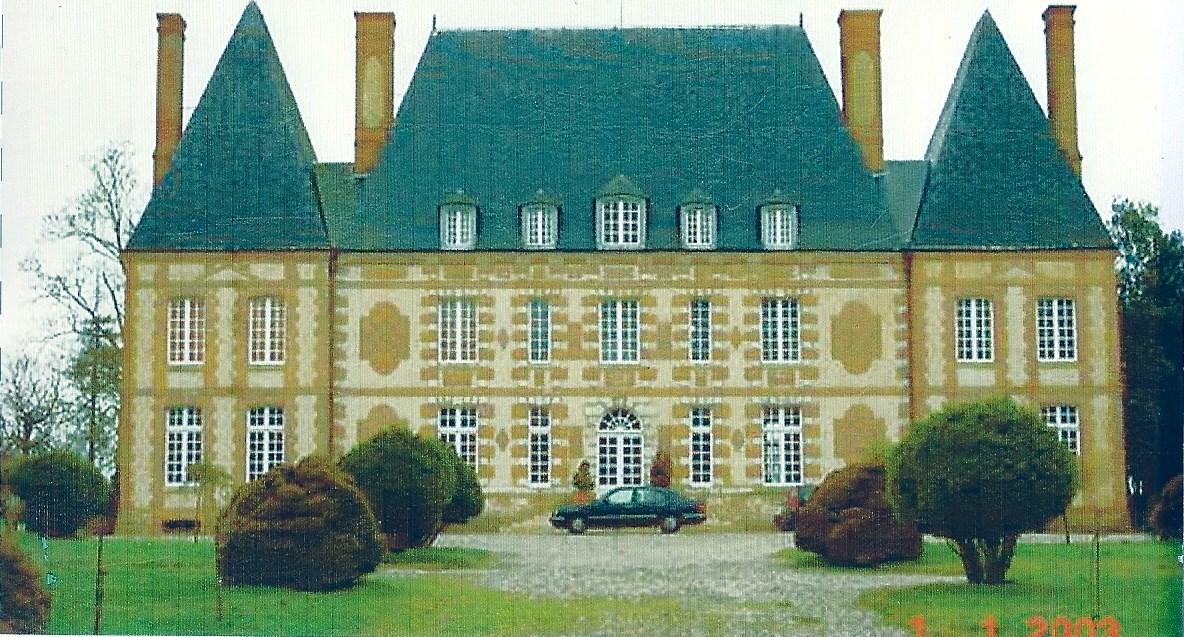 chateau de boele