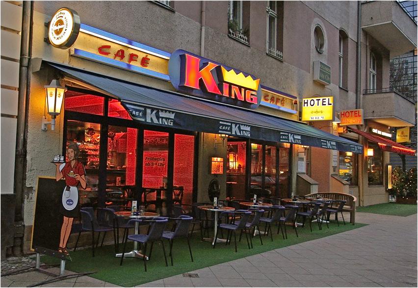 cafe king