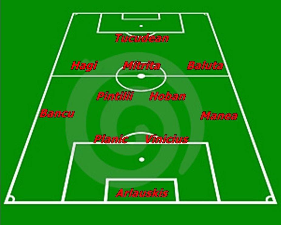 echipa sezonului