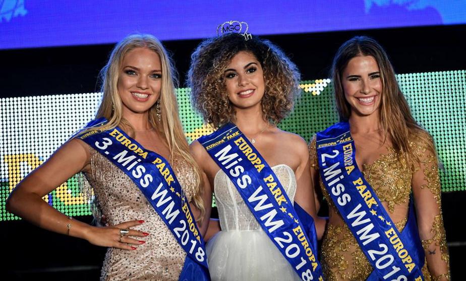 GALERIE FOTO Zoé Brunet a câştigat titlul de Miss Cupa Mondială 2018