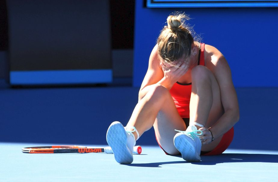 06 halep ao2018getty