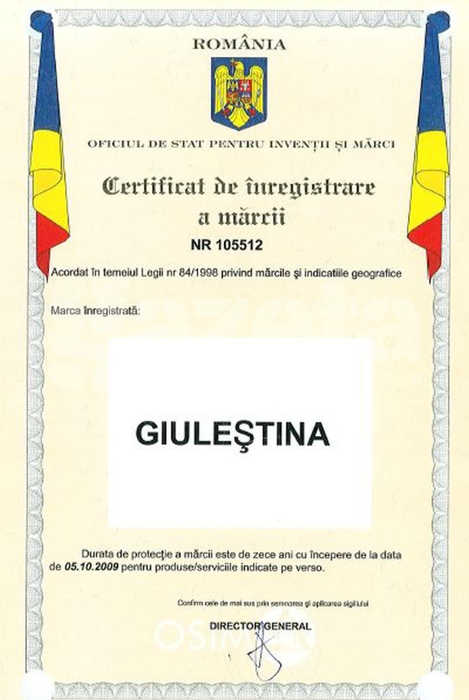 910779 910774 giulestina