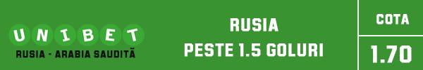 rusia peste 15 goluri