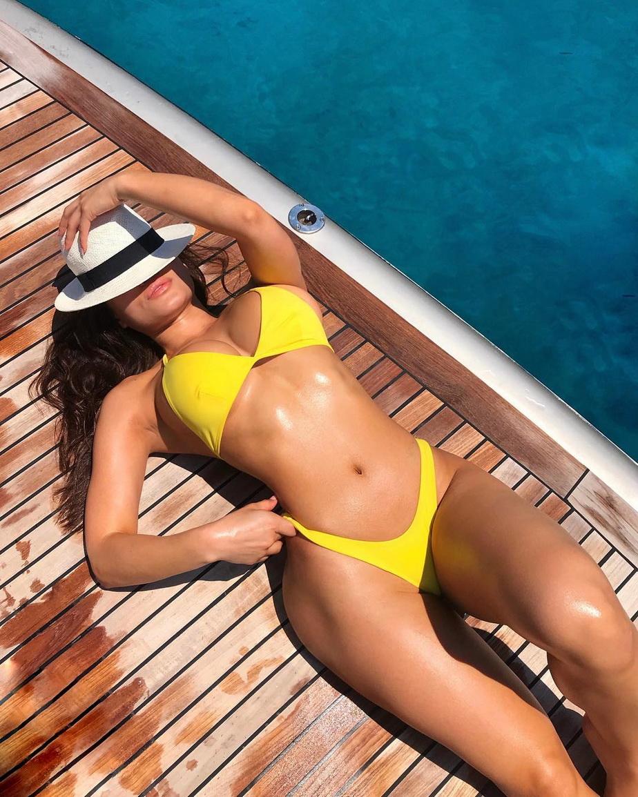 FOTO Daphne Joy, în cea mai sexy fotografie