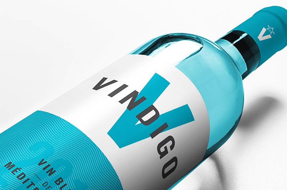 Cea mai mare noutate de pe piață, vinul albastru