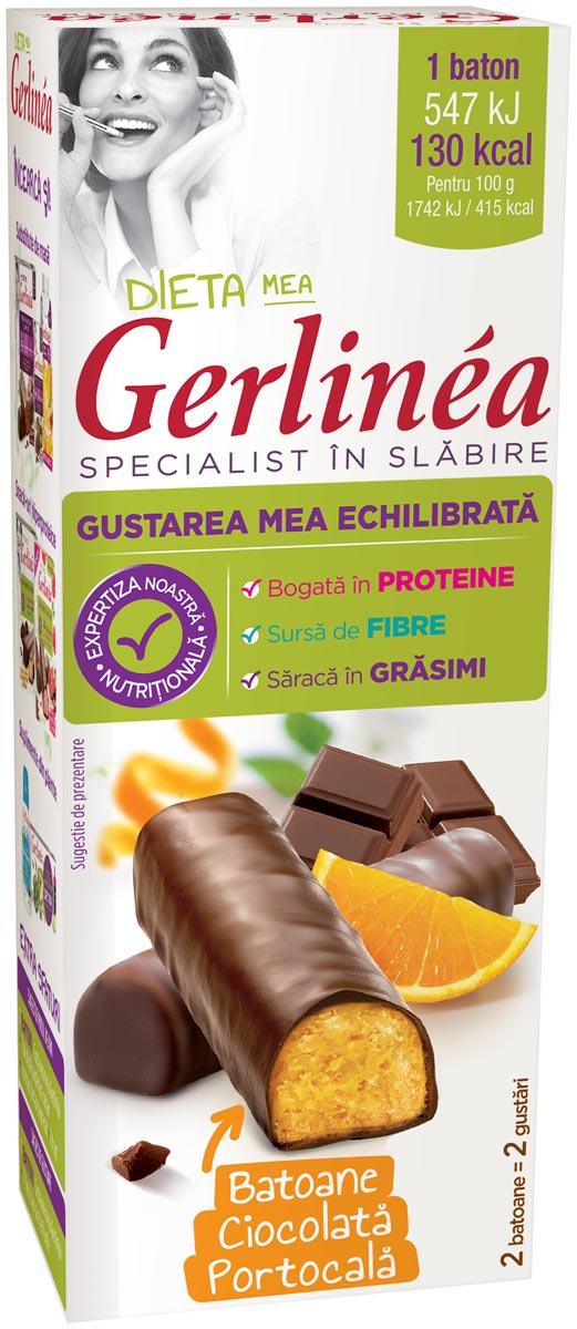 gerlinea bipack batoane ciocolata portocale summer 2018 3d