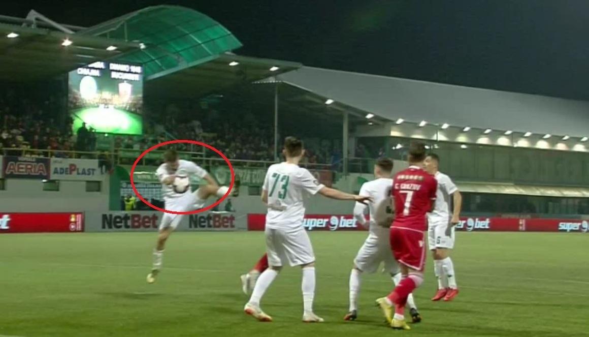 penalty dinamo