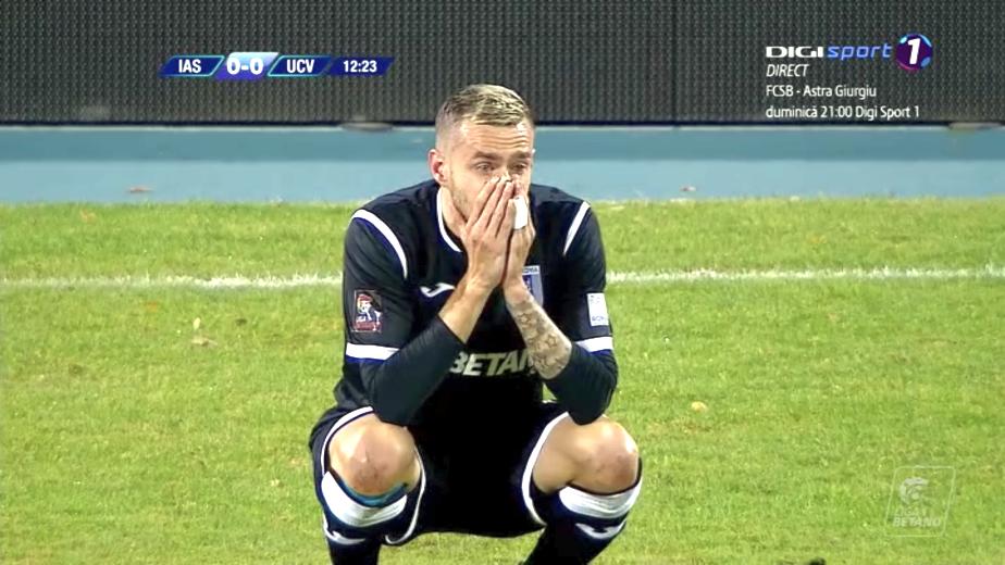 FOTO: Captura TV Digi Sport