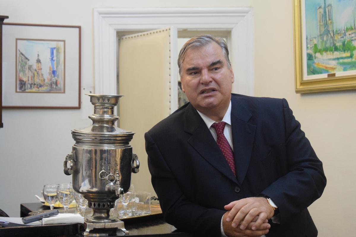 doctorul tiron preedintele federaiei internaionale de ozonoterapie copy