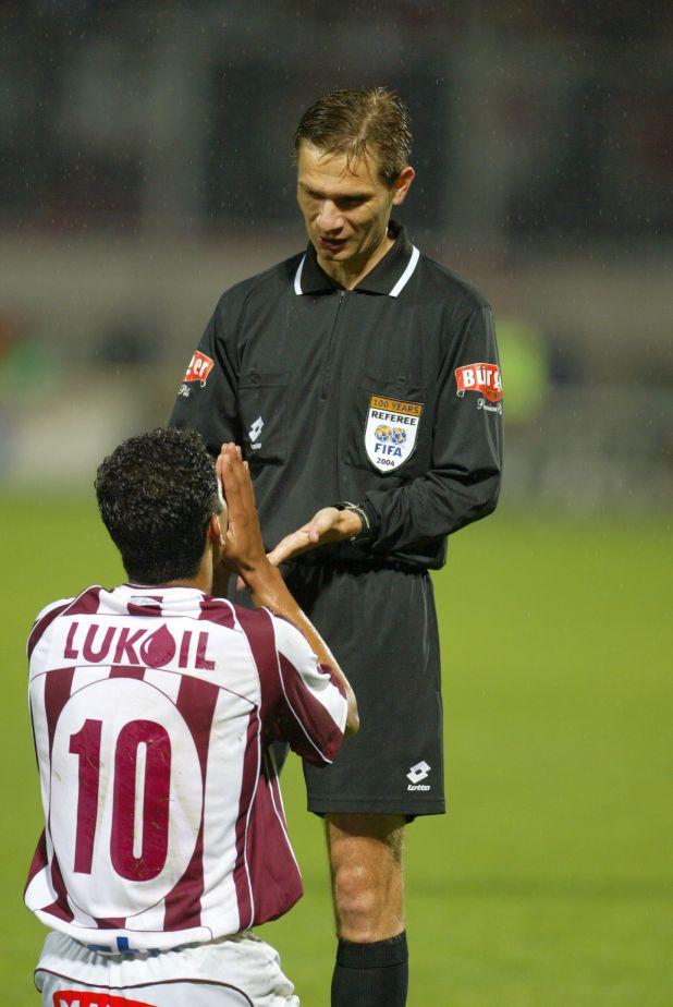 Marocanul Ziyati, fost la Rapid, unul dintre fotbaliștii care n-au scăpat de asprimea lui Sandu