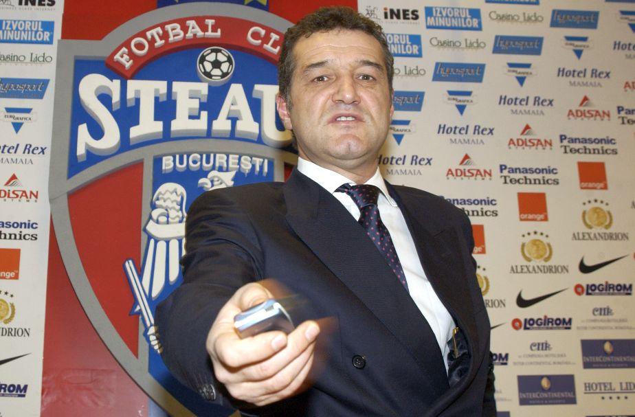 Gigi Becali spune că a făcut o ofertă de 1,5 milioane de...  |Gigi Becali