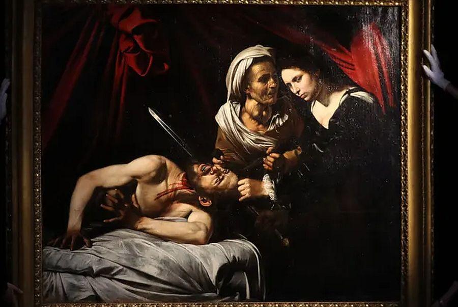 iudita decapitandu l pe olofren