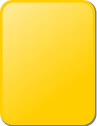 cartonas galben