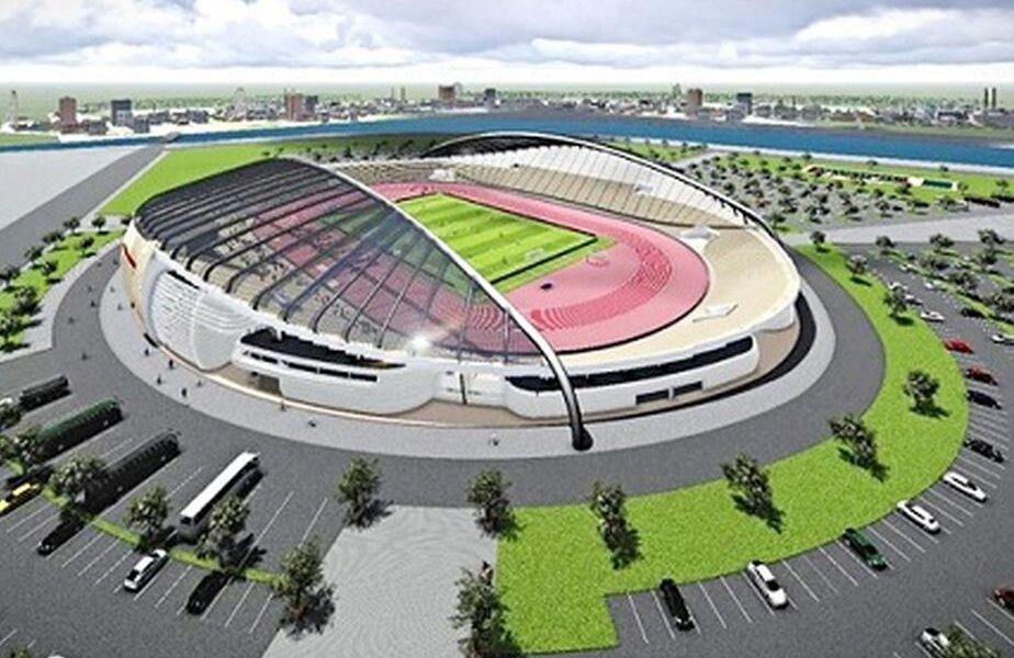 stadion chindia