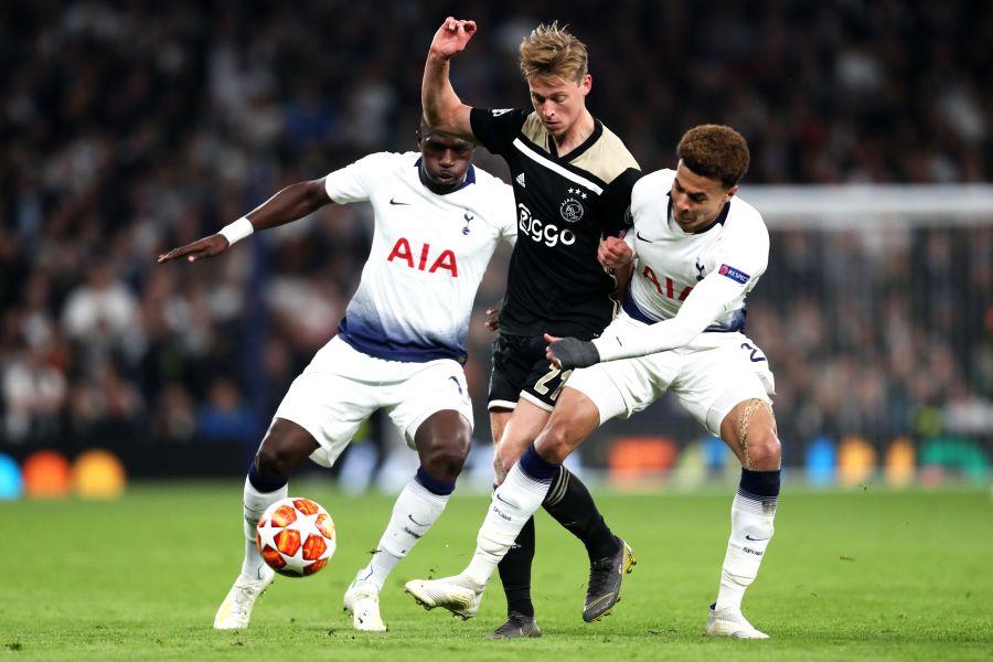 Ajax Tottenham 2