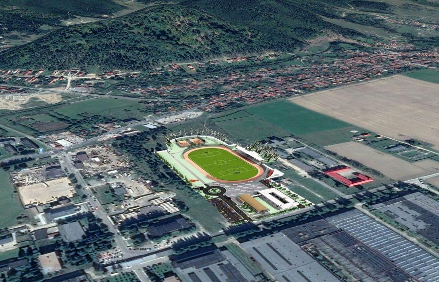 stadion zarnesti