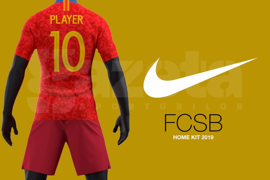 echipament fcsb4