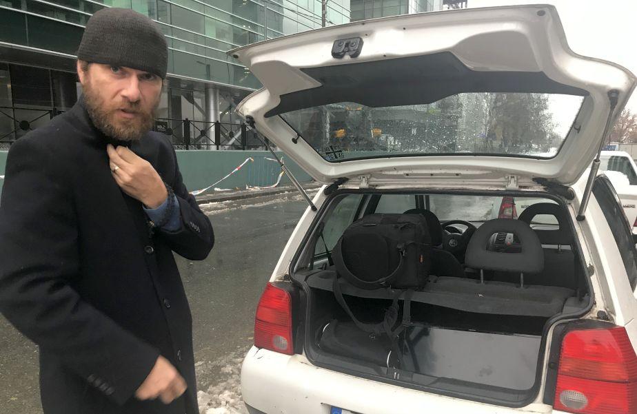 alexandru tudor televizor
