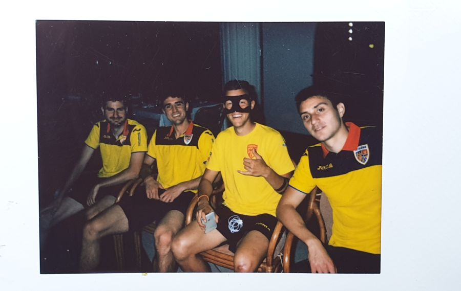 xRomania U21 polaroid