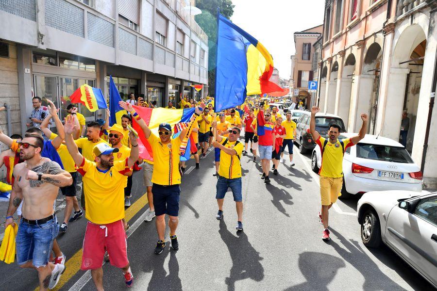 ANGLIA U21 - ROMÂNIA U21