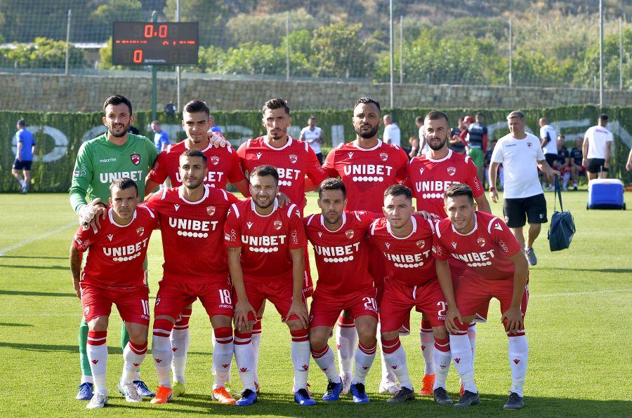 Dinamo - Linfield Foto: Cristi Preda