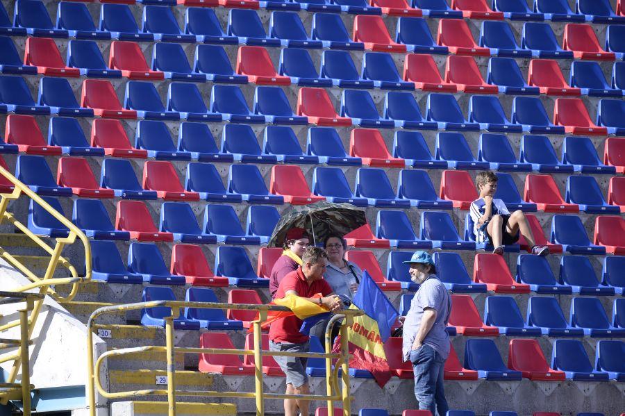 GERMANIA U21 - ROMÂNIA U21 // Suporterii, pregătiți pentru meciul cu nemții