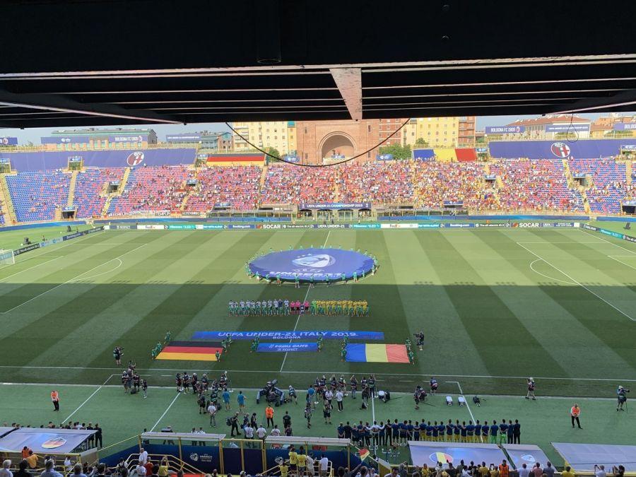 Germania U21 - România U21 imn
