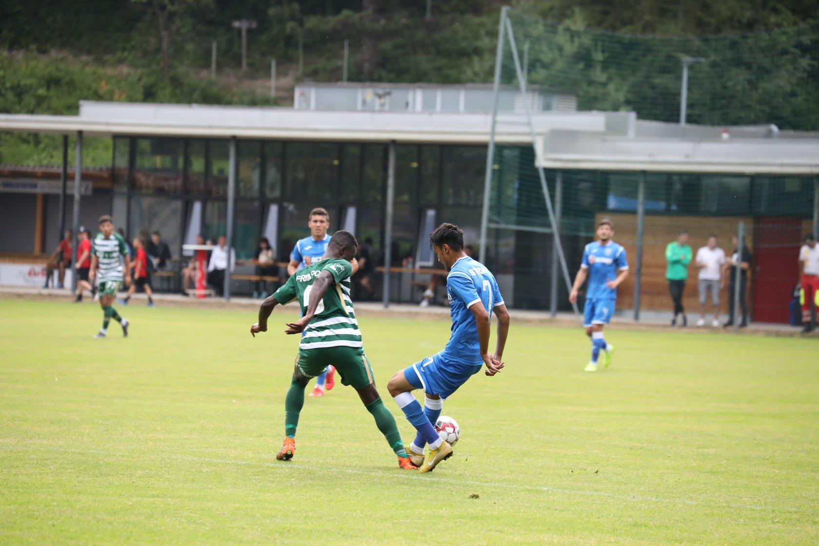 CSU Craiova - Ferencvaros 0-4 Foto: facebook.com/UCVOficial