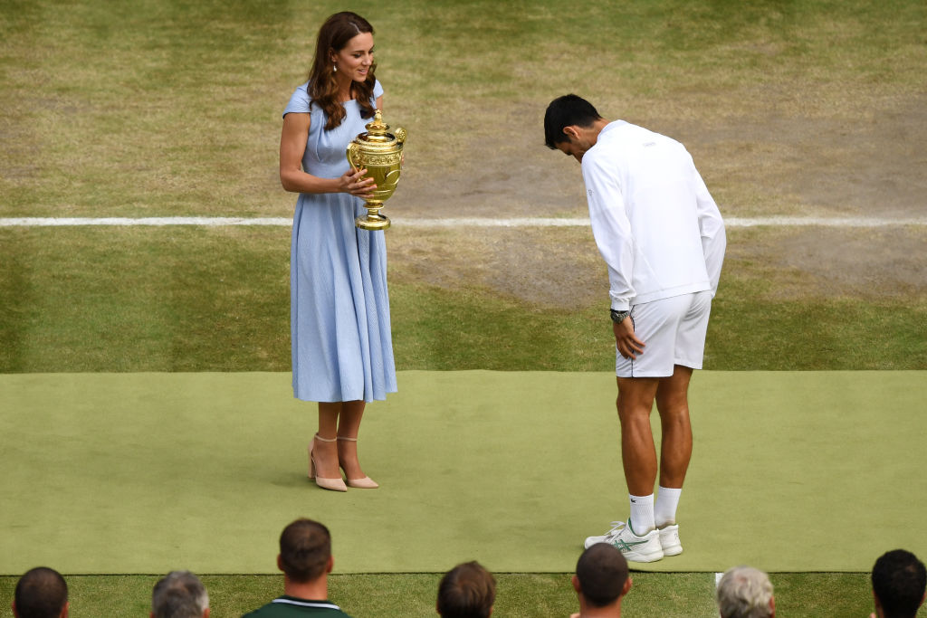 Ddjokovic - Federer