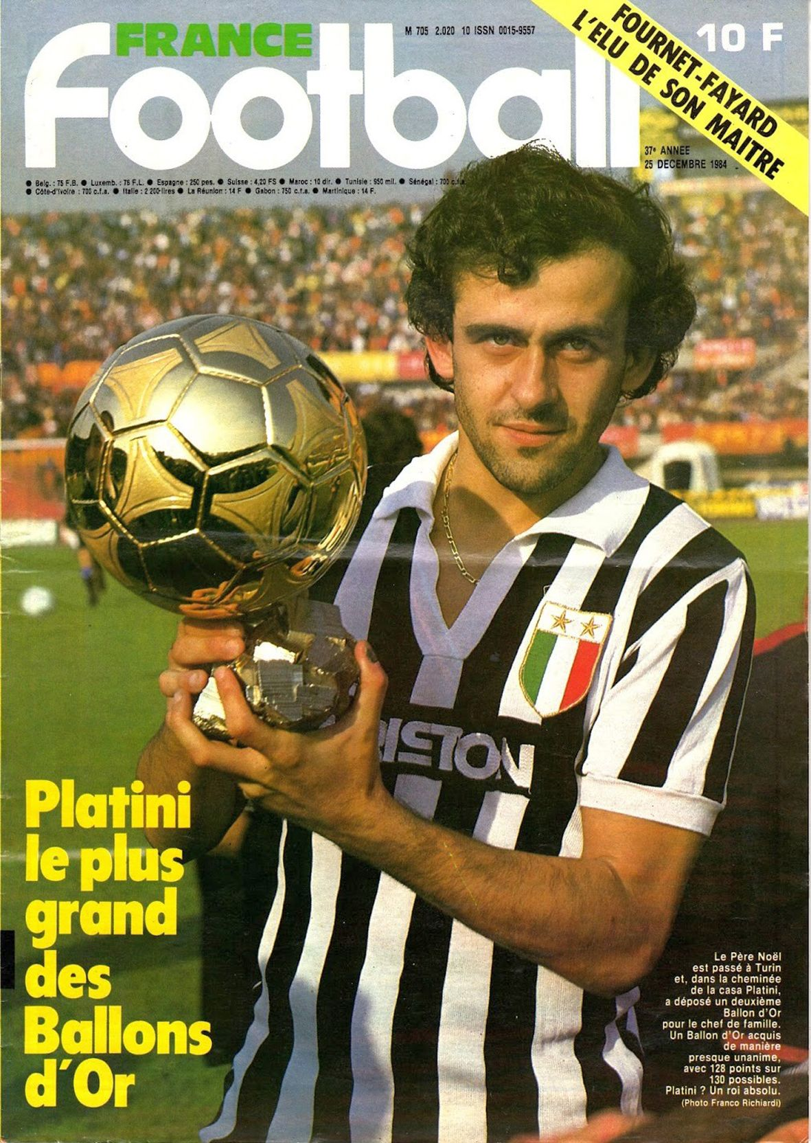 mag award ff 1984 cover