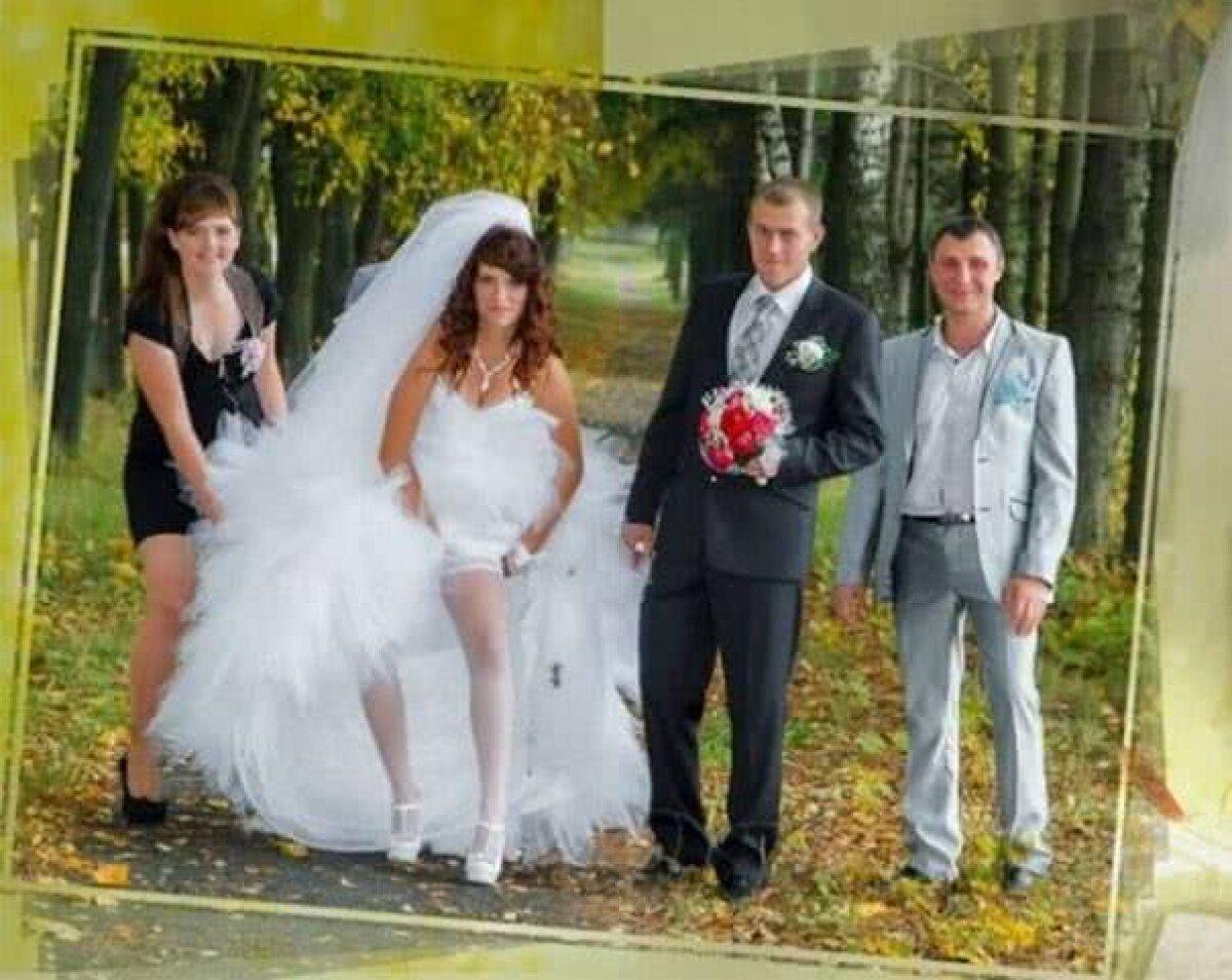 Poza 5 Foto Cele Mai Haioase Fotografii De La Nunți S Au Jucat