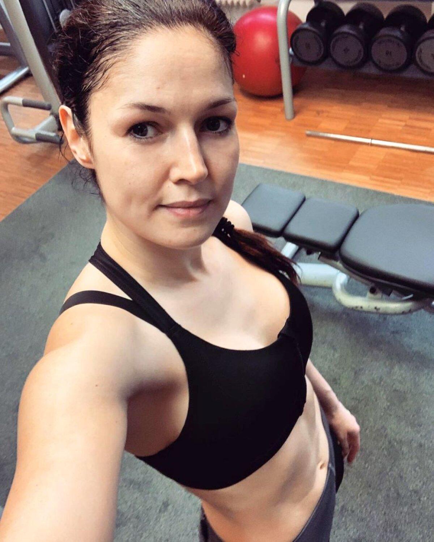 Poza 20 - GALERIE FOTO Marie Lang, regina kickboxing-ului