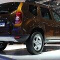 Dacia Duster, Duster, Suv