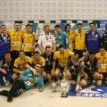 UCM Resita a cistigat trei trofee consecutive in Cupa Challenge