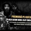 Cheloo revine în forţă în 2011 cu un nou videoclip, care vă este prezentat azi în premieră de gsp.ro.