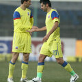 Lucian Burdujan şi Nicolae Dică au fost convocaţi în ultimul moment pentru meciul cu FC Vaslui