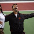 Djokovici și-a etalat talentul la dans. foto: reuters
