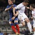 Philippe Mexes a deschis scorul în Luxemburg-Franţa