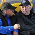 La 72 de ani, Halagian e cel mai vîrstnic tehnician din Liga 1 Foto: Bogdan Bălaş