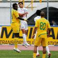 Temwanjera a cîştigat duelul cu Săceanu, dar echipa africanului s-a mulţumit cu remiza