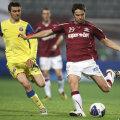 Bozovici joacă în Grant din 2005, cînd a fost adus de la OFK Belgrad pe 350.000 Foto: Alex Nicodim
