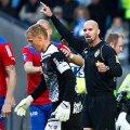 Par Hansson a fost victima unui suporter al lui Malmo