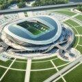 Construcţiile la noul stadion din Kazan vor începe în 2014