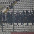 Așa au fost evacuați fanii Stelei din Giulești
