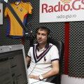 Vali Bordeanu a fost invitat la Radio GSP timp de o oră