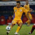 Codrea a evoluat la 3 echipe româneşti de-a lungul carierei: Poli Timișoara, FC Argeș și Dinamo Foto: Cristi Preda