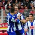 Hertha Berlin a cîştigat Zweite Bundesliga şi a revenit în primul eşalon după numai un an de suferinţă