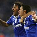 Raul l-ar putea strînge de gît pe Marica ;)la Schalke Fotomontaj